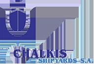 chalkis shipyards ae logo