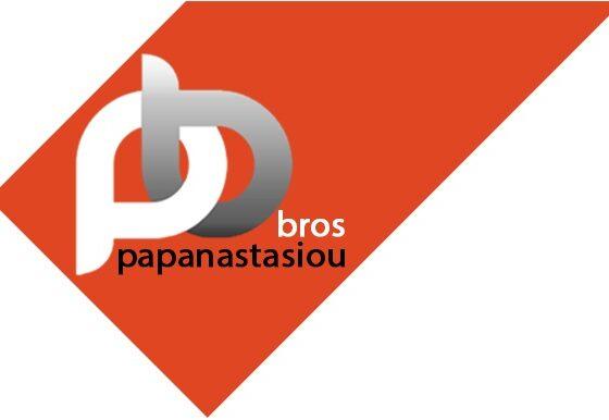 Papanastasiou bros logo